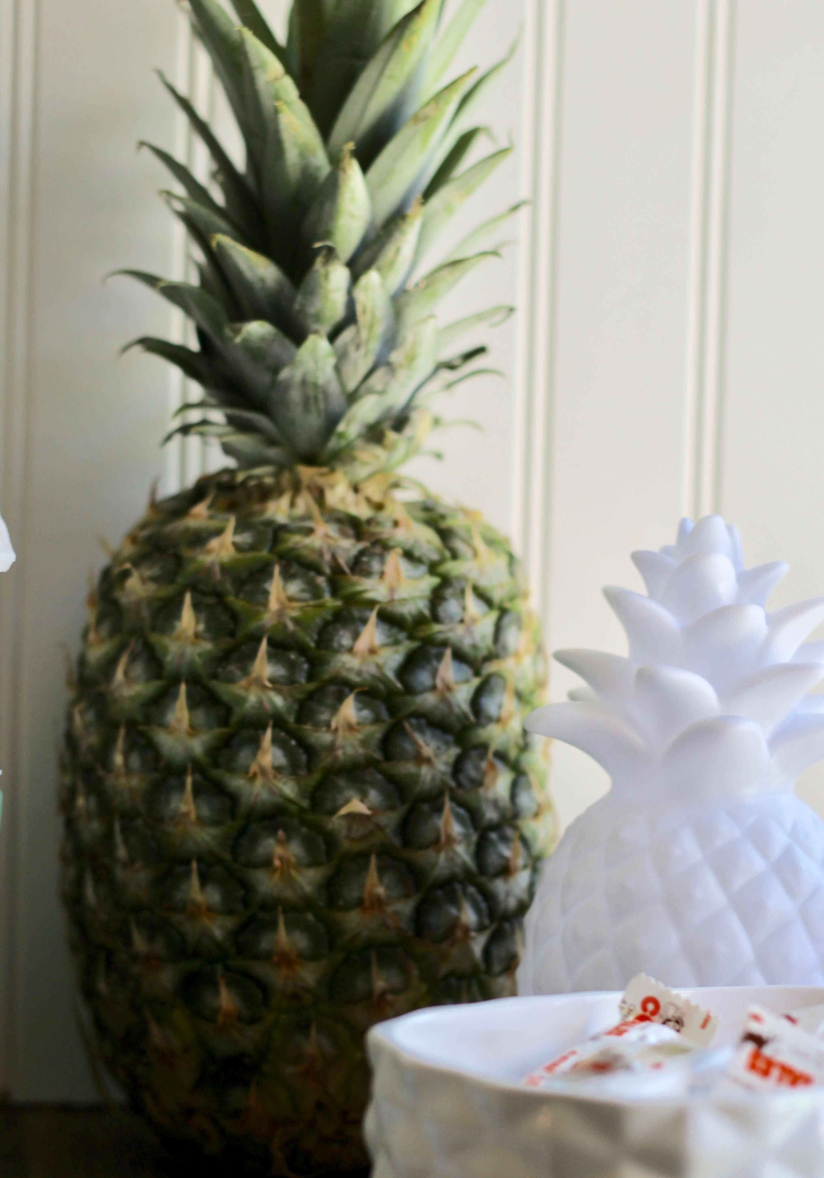 Everyday Party Magazine Stand Tall Like a Pineapple  Mother's Day Celebration