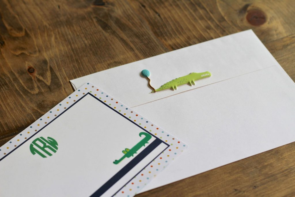 Simple Printable Cards  with Paper House & Xyron