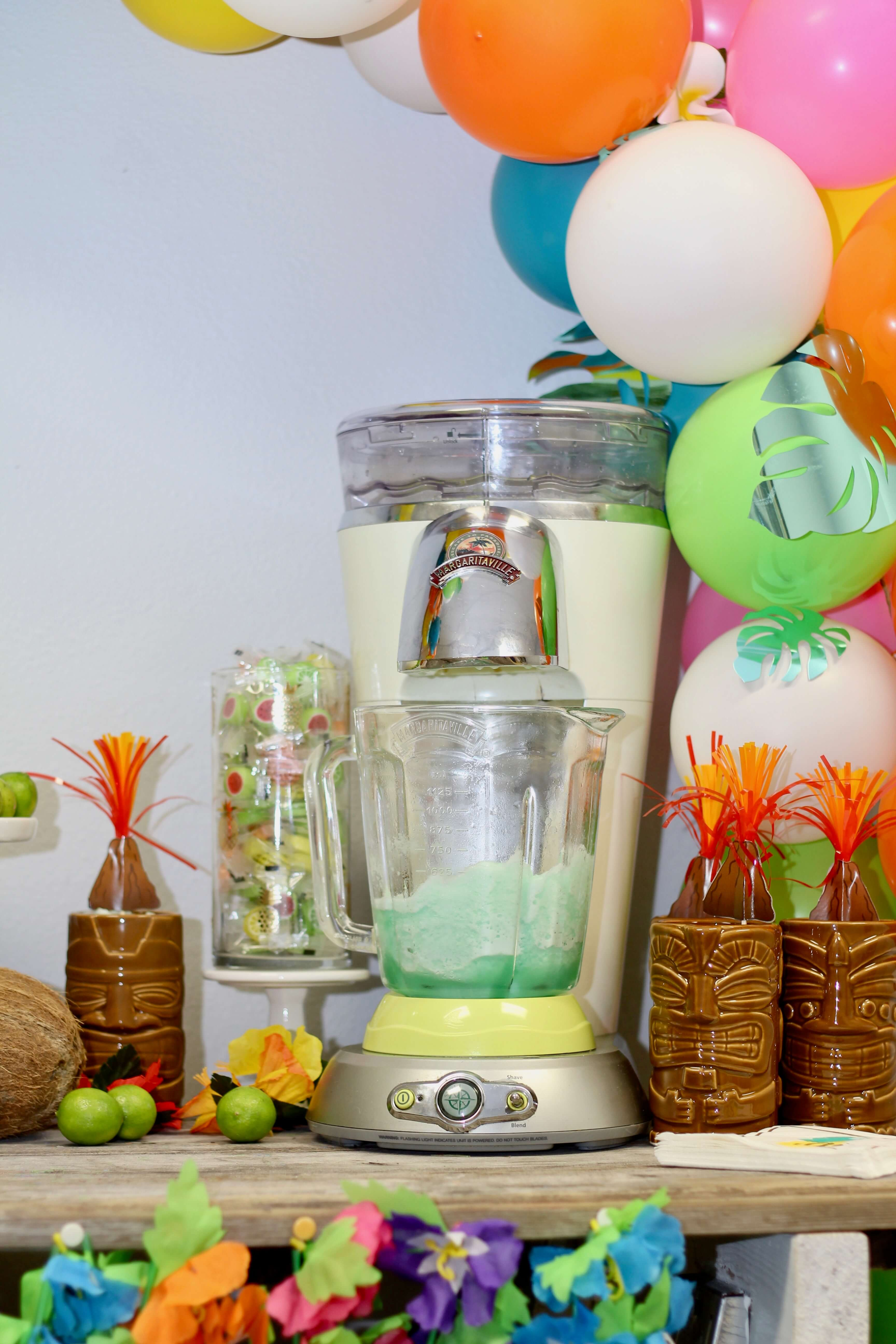Luau Party with Oriental Trading Company  Everyday Party Magazine