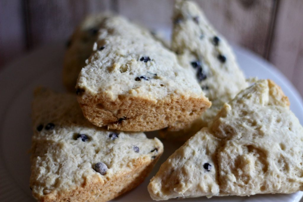 Blueberry Scone Gift Idea