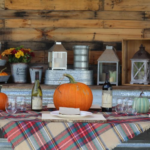 Everyday Party Magazine Fall Entertaining
