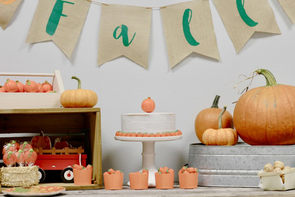 Little Pumpkin Party