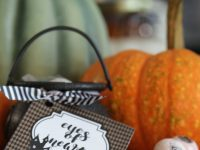 Everyday Party Magazine Eyes of Newt Halloween Favor
