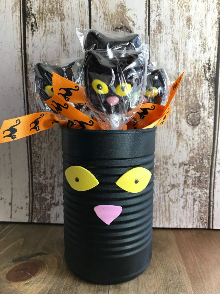 Halloween Cats with Xyron