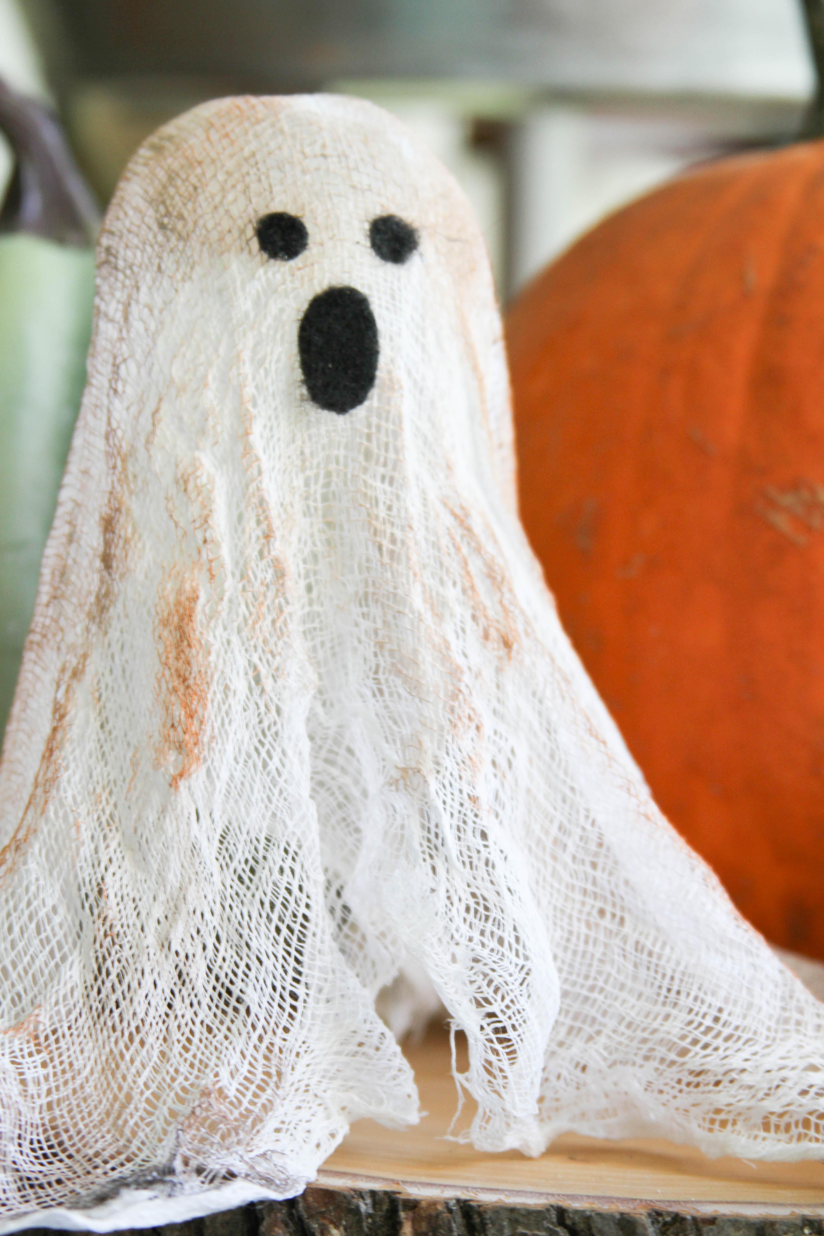 Everyday Party Magazine Halloween Ghost DIY