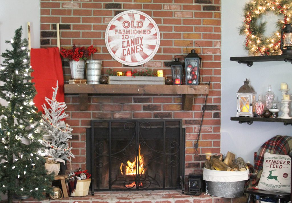 Holiday Decorating with At Home Stores