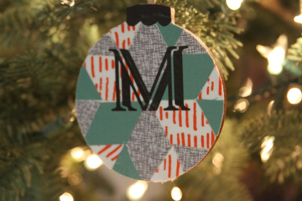 Quilted Ornament DIY