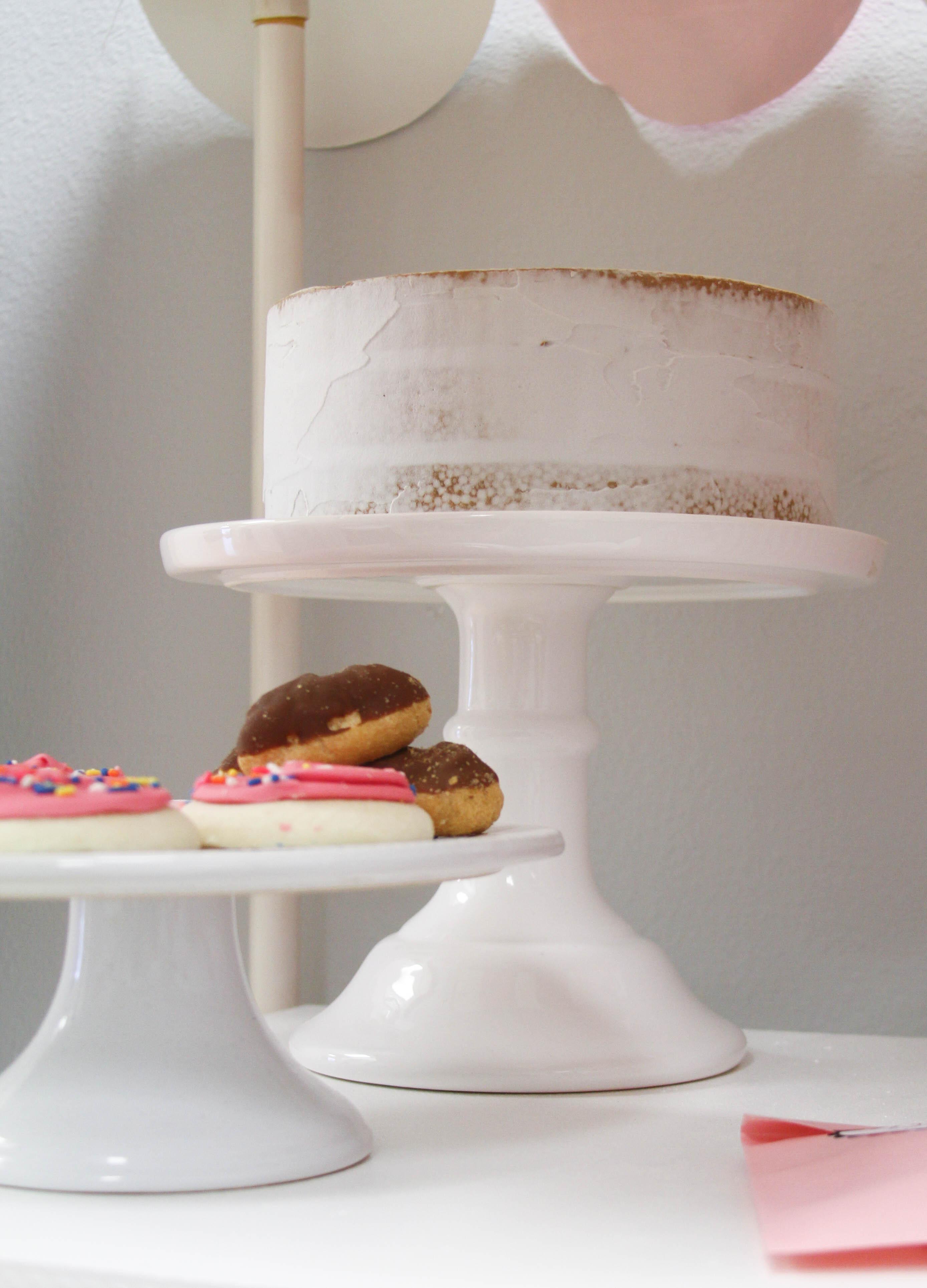 Everyday Party Magazine Bakery Party