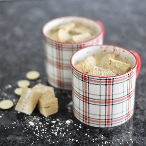 Everyday Party Magazine Gingerbread Marshmallows