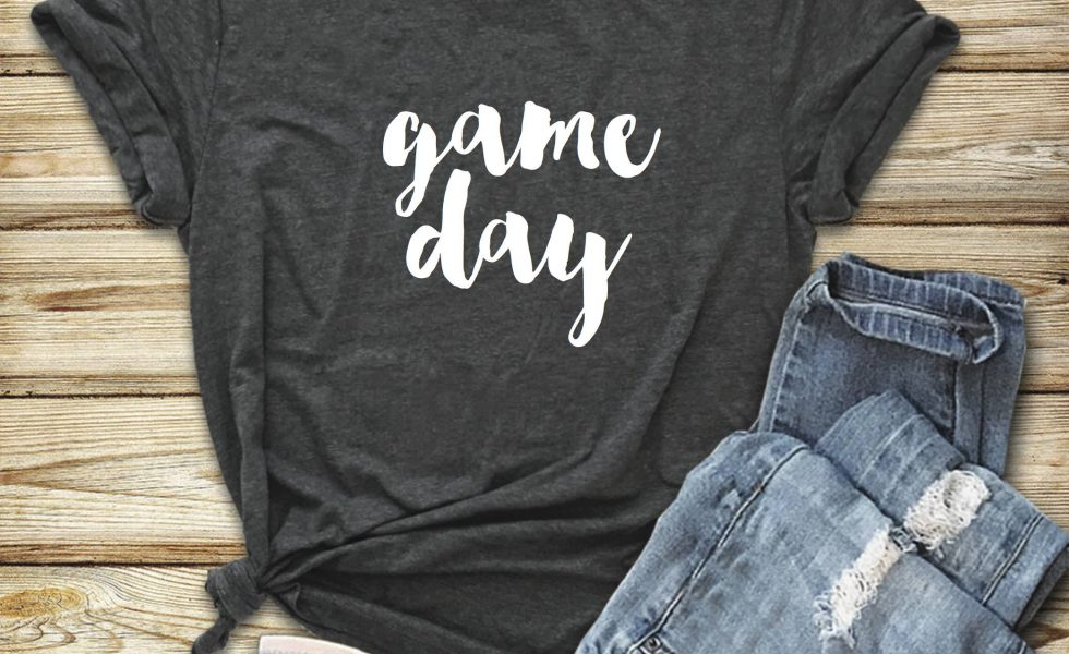 Everyday Party Magazine Game Day Gear