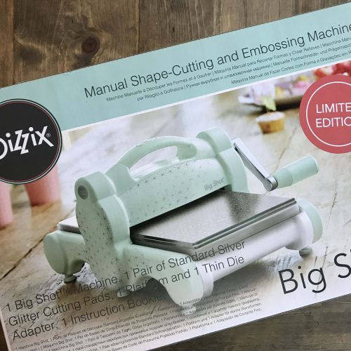 Everyday Party Magazine Limited Edition Sizzix Big Shot