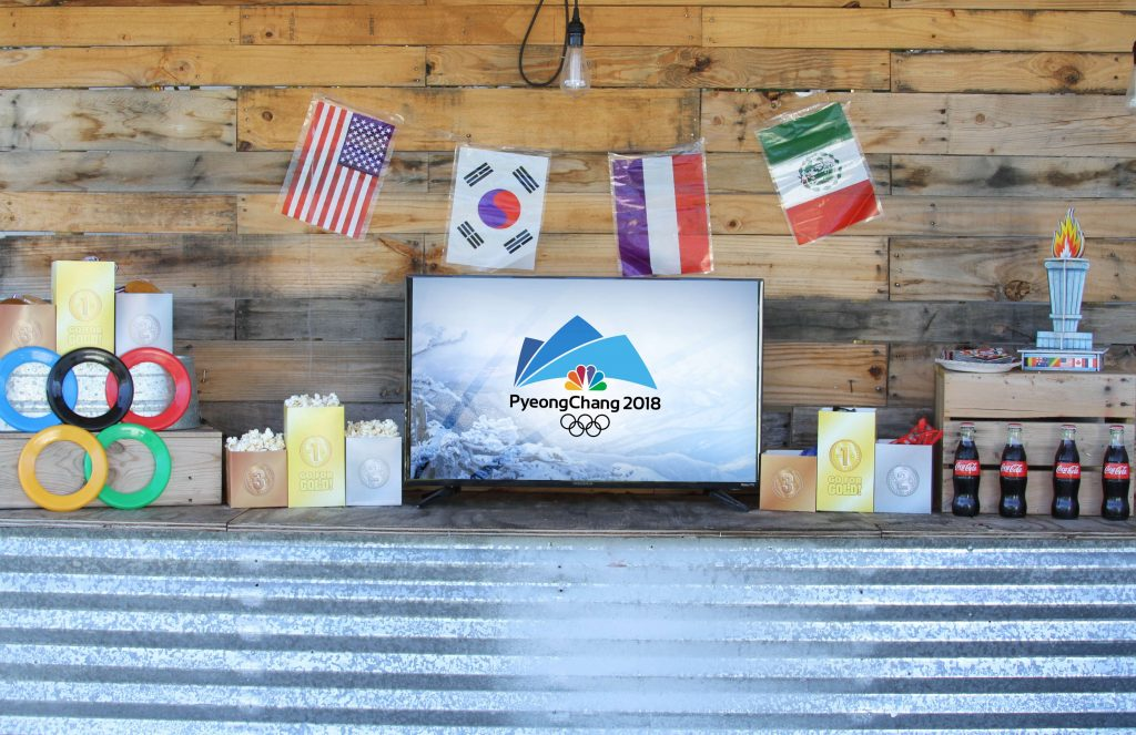 Olympics Viewing Party