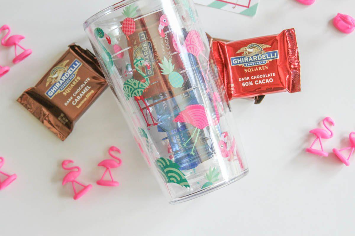 Everyday Party Magazine Flamingo Valentine's Day Treats