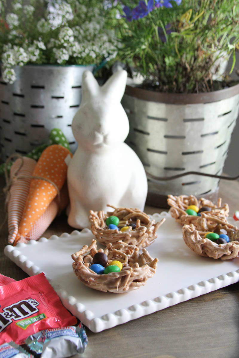 Everyday Party Magazine Sweet Spring Treats #Easter #Spring #M&M'S