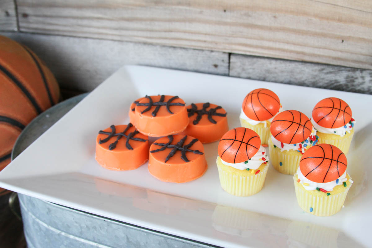 Everyday Party Magazine Basketball Tournament Party #Basketball #Recipe #WatchParty