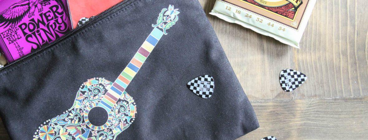 Everyday Party Magazine Simple Gift Idea with Cricut Iron On Designs #CricutEasyPress #Cricut #GiftIdeas #MusicianGift