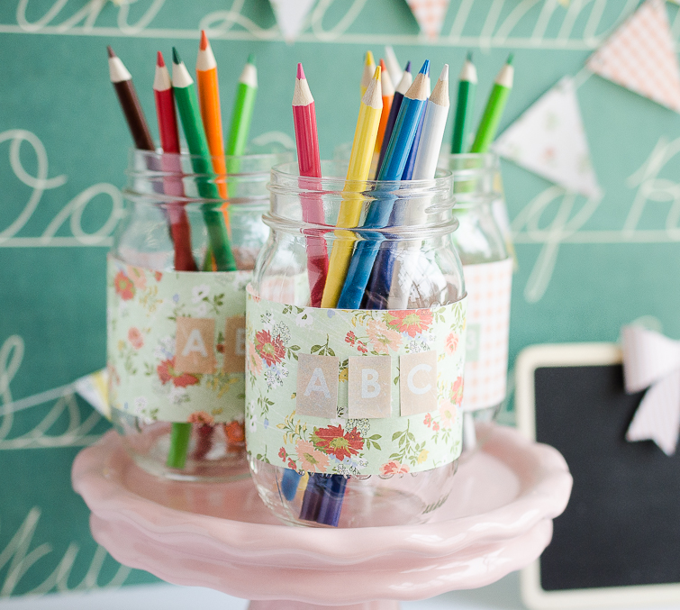 Darling Vintage Back to School party by Fawn Parties #BackToSchool #Vintage #KidsParty