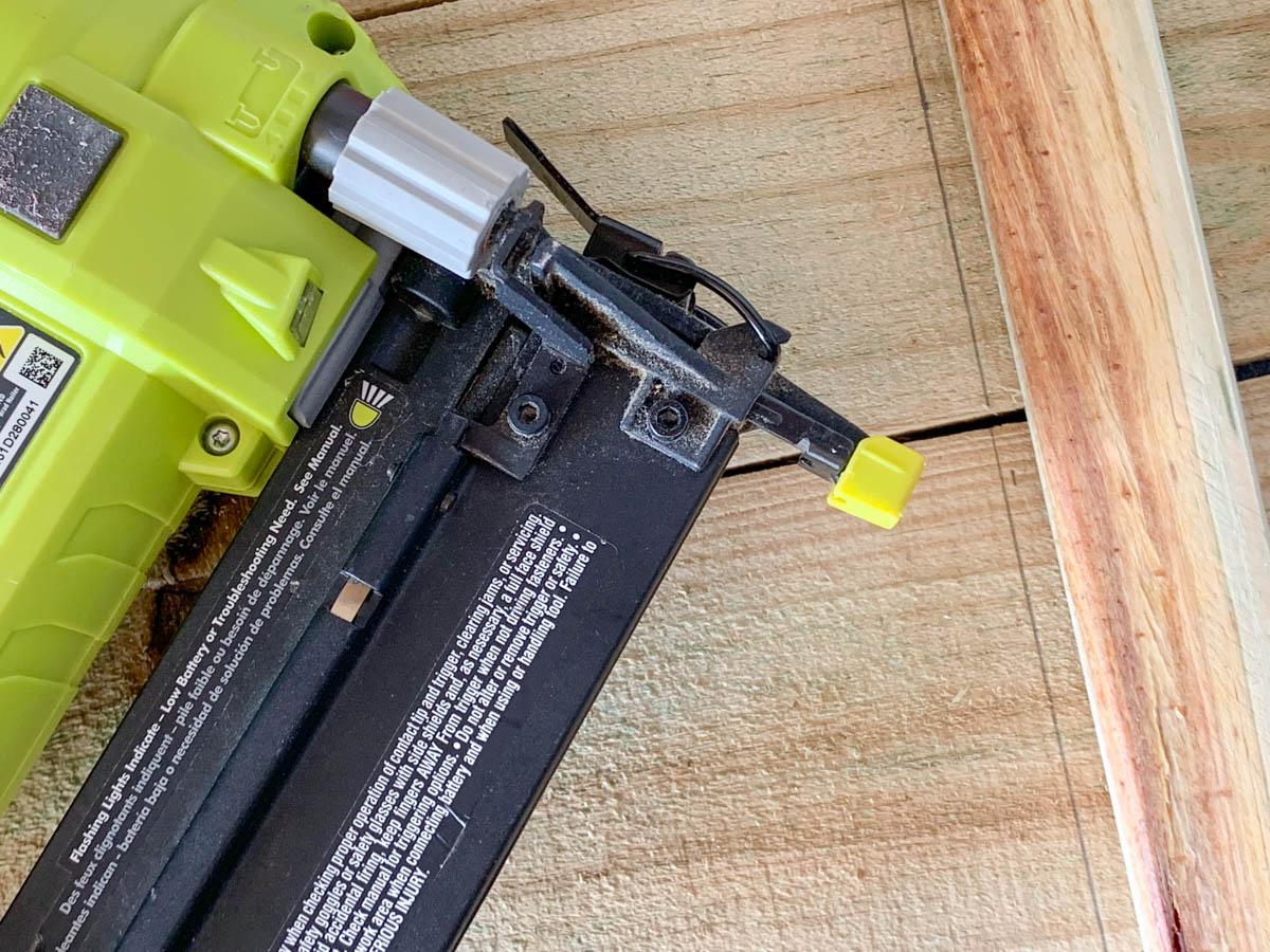 Wood Nail Gun