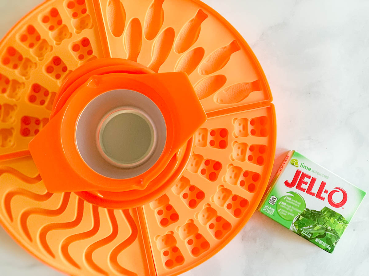 Nostalgia Electric Gummy Candy Maker Jello