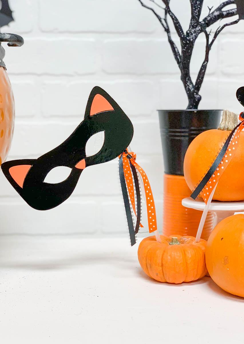 Cat Halloween Photo Prop
