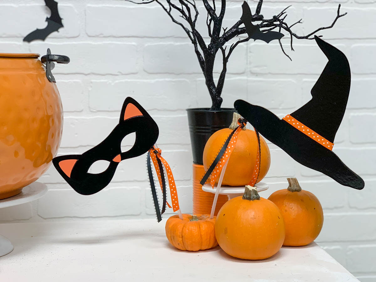 Halloween Photo Booth Props
