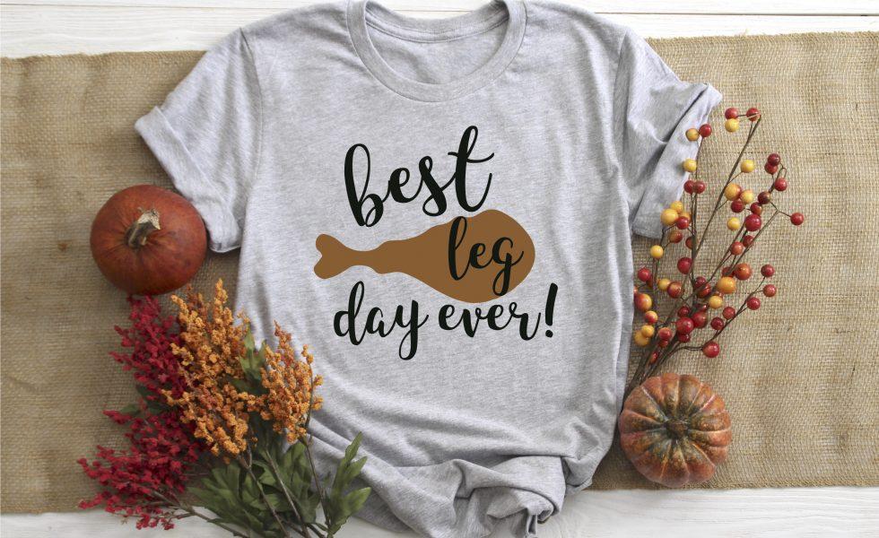 Thanksgiving Fall T-Shirt