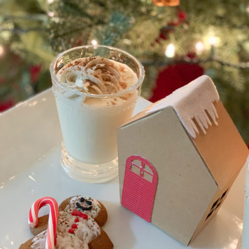 Gingerbread Egg Nog