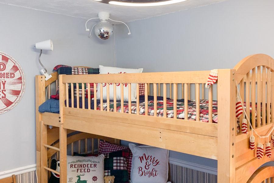 Pottery Barn Kids Bed Holiday Bedding Stile Fan