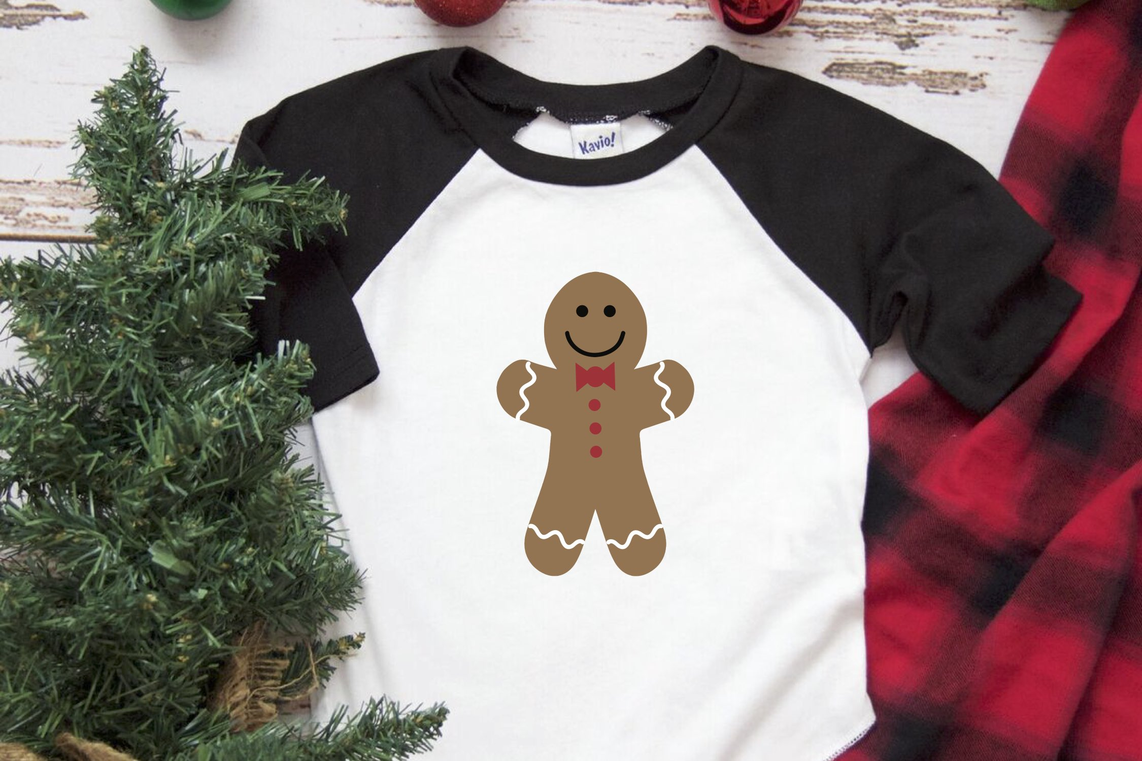 Gingerbread Shirt