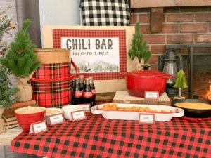Rustic Chili Bar