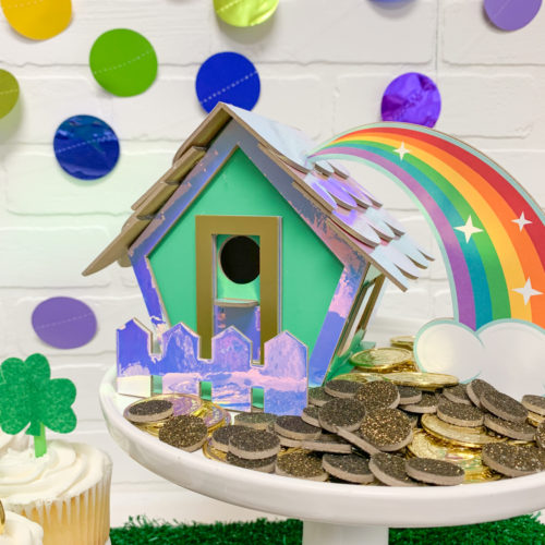 Leprechaun Trap Rainbow